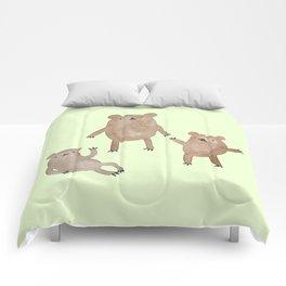 Three Bears Comforters