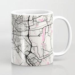 Milan - Italy Neapolitan City Map Coffee Mug