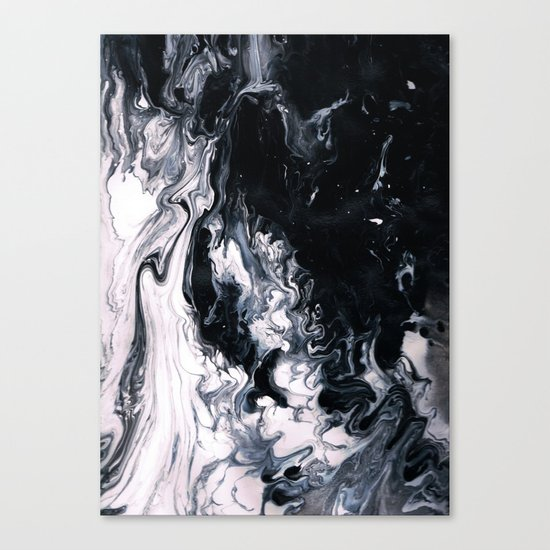 Confliction  Canvas Print
