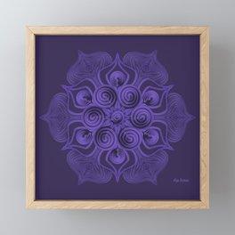 Serenity (Serenidad) Framed Mini Art Print