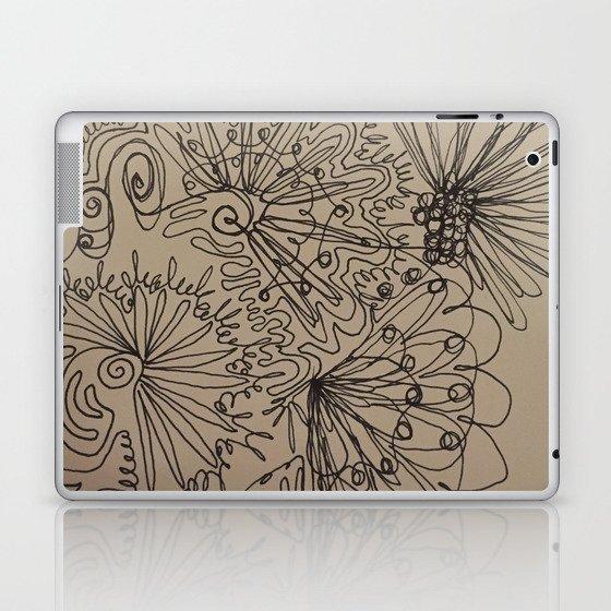 Whimsy Laptop & iPad Skin