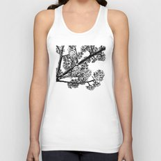 Cherry Blossom #6 Unisex Tank Top