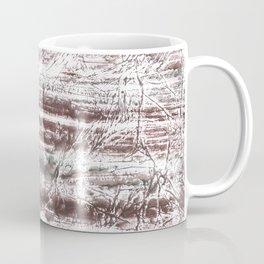 Gray blurred watercolor Coffee Mug