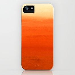 Oranges No. 1 iPhone Case
