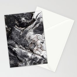 Marbled Wood - Photography by Fluid Nature Stationery Cards