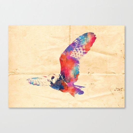 Its a hoot Canvas Print