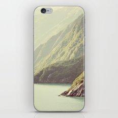 Alaskan hills fading iPhone & iPod Skin