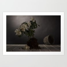 soiled Art Print