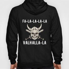Fa-La-La-La Valhalla-La Viking God Christmas Hoody