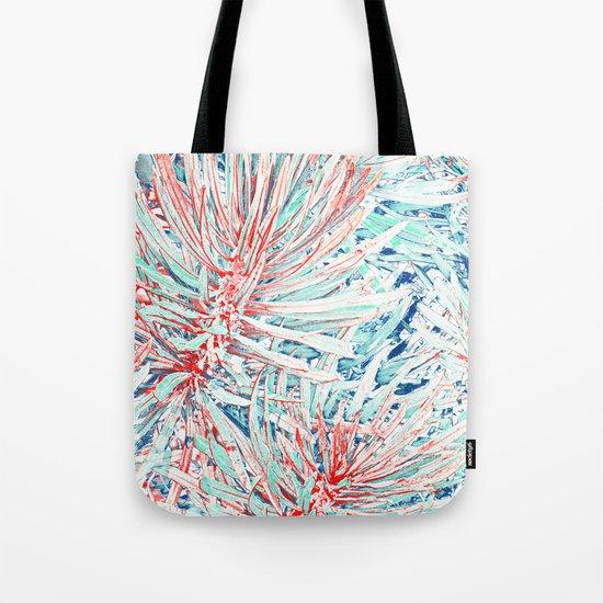 Tropical abstract(12) Tote Bag