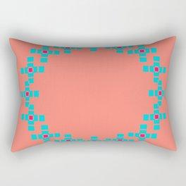 """Aurora"" series #4 Rectangular Pillow"
