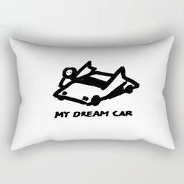 My Dream Car. Rectangular Pillow