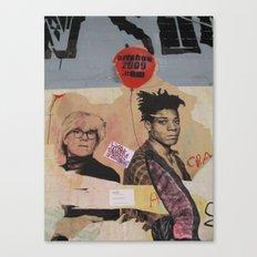 Street Art NYC II Canvas Print