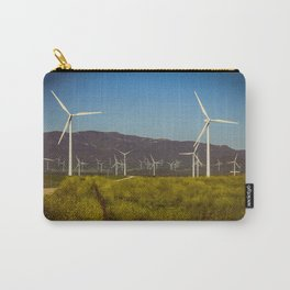 Group of fans in the mountains. Carry-All Pouch
