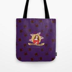 Veruca Salt - pattern Tote Bag