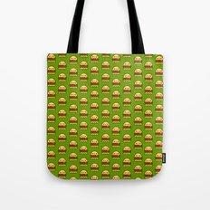 hamBOOger Jr Tote Bag