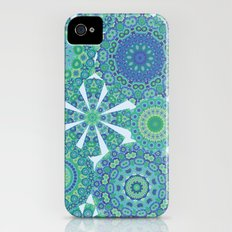 Millefiori Karma-Oceania colorway iPhone (4, 4s) Slim Case