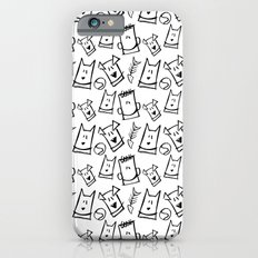 Puppies, kittens, cats, dogs & them! Slim Case iPhone 6s