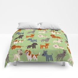 IRISH DOGS Comforters