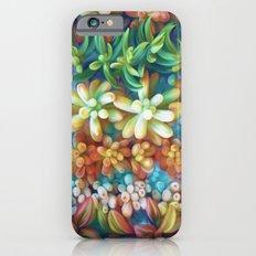 Succulent Garden Slim Case iPhone 6s