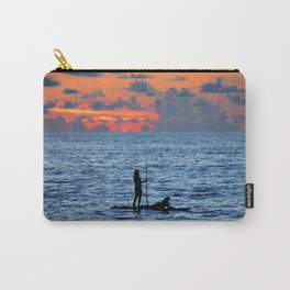 Together on the ocean Carry-All Pouch