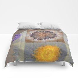 Sarcophagi Woof Flowers  ID:16165-112239-34720 Comforters