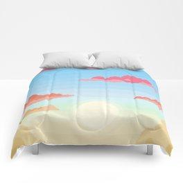 Changing Skies Comforters
