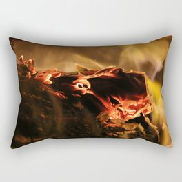 Embers Rectangular Pillow