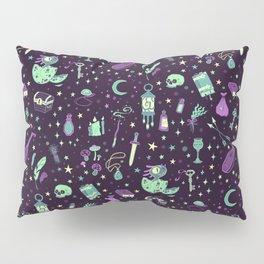 Magical Miscellanea Pattern Pillow Sham