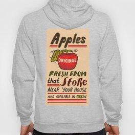 Fresh Apples Hoody
