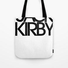 Classic : Jack Kirby Tote Bag