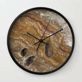 Life in Nature Wall Clock