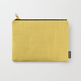 Primrose Yellow | Pantone Fashion Color Spring : Summer 2017 | Solid Color Carry-All Pouch