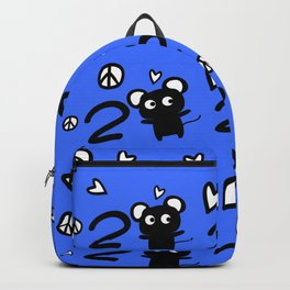 2020 Year of the rat Backpack