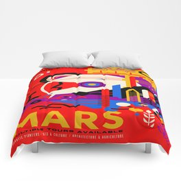 Mars Tour : Galaxy Space Comforters