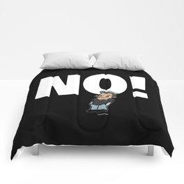 No! no.1 white Comforters