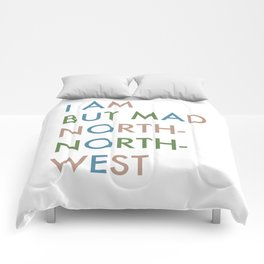 Shakespeare - Hamlet - I Am But Mad North-North-West Comforters