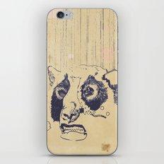 Bear Lip  iPhone & iPod Skin