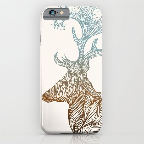 To The Ocean iPhone & iPod Case
