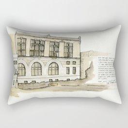 Treasury Rectangular Pillow