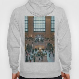 The Amazing Grand Central Station II Hoody