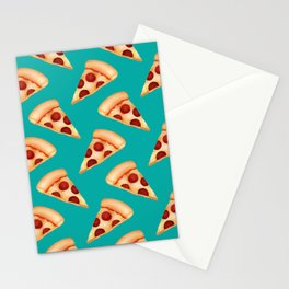 Pizza Party Stationery Cards