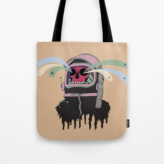 Dead Space: The Spirits Escape Tote Bag
