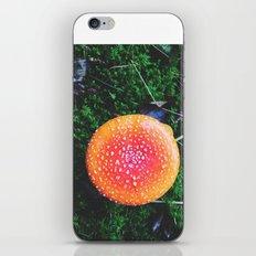Amanita iPhone & iPod Skin