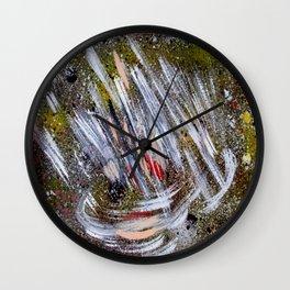 Espacio sideral Wall Clock