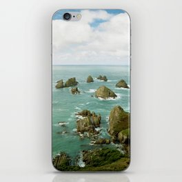 Where two oceans meet iPhone Skin