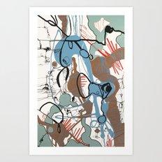 Biopsy Art Print