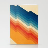 paint Stationery Cards featuring Barricade by Tracie Andrews