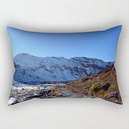 Tongariro Crossing Rectangular Pillow