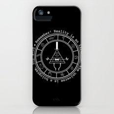 Bill Cipher - Dark iPhone (5, 5s) Slim Case